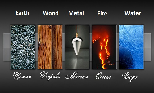 feng shui five elements