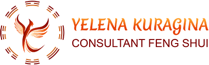 Feng Shui Consultant Yelena Kuragina Logo